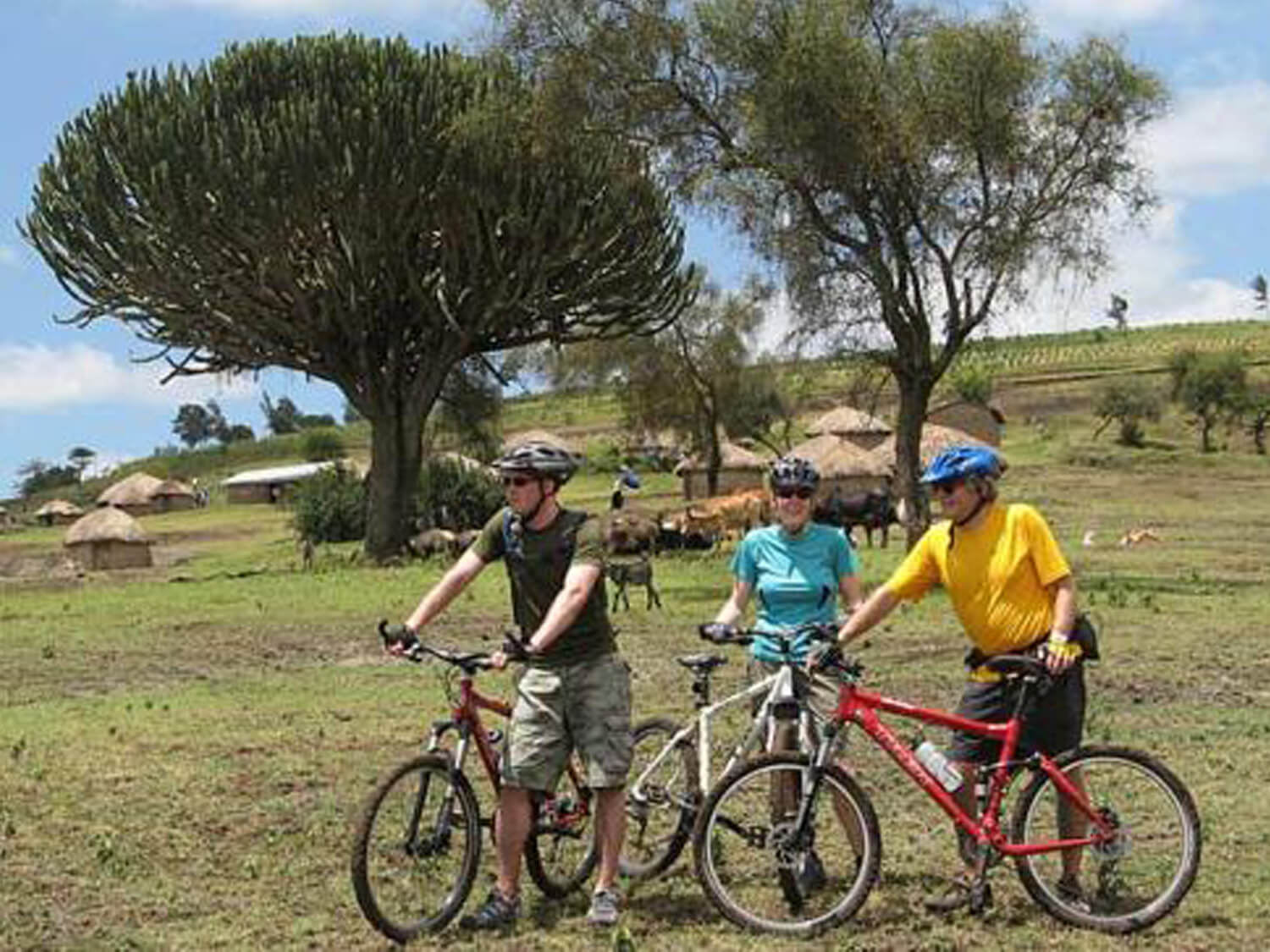 Tanzania Cycling Safaris