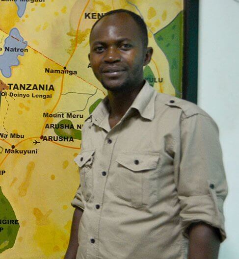 Godfrey Owenya - Director of amazing kilimanjaro
